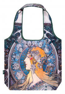 Obrázok Skládací nákupní taška Mucha Zodiac