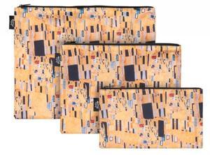 Obrázok Set 3 taštiček Klimt
