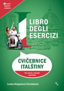 Obrázok Cvičebnice italštiny Pro mírně a středně pokročilé