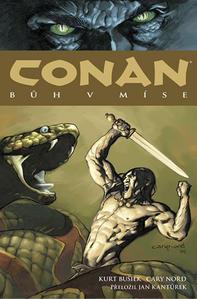 Obrázok Conan Bůh v míse