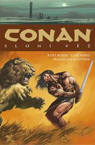 Obrázok Conan Sloní věž