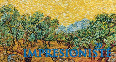 Obrázok Impresionisté 2020 - stolní kalendář