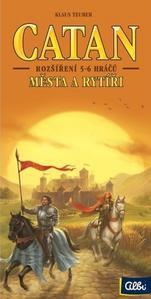 Obrázok Catan Města a rytíři