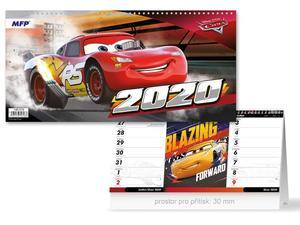 Obrázok Daňový MAXI - stolní kalendář 2020