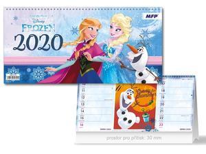 Obrázok Dětský - stolní kalendář 2020