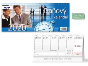 Obrázok Čtrnáctidenní - stolní kalendář 2020