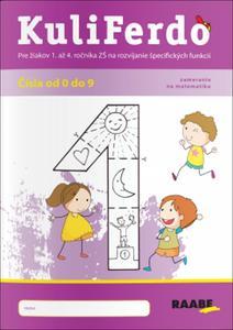 Obrázok KuliFerdo Čísla od 0 do 9 (zameranie na matematiku 1)