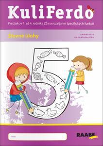 Obrázok KuliFerdo Slovné úlohy (zameranie na matematiku 5)