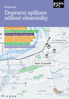 Obrázok Dopravní aplikace sdílené ekonomiky