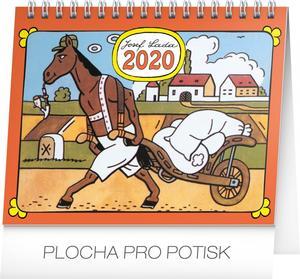 Obrázok Josef Lada Zvířátka - stolní kalendář 2020