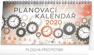 Obrázok Stolní kalendář Plánovací 2020