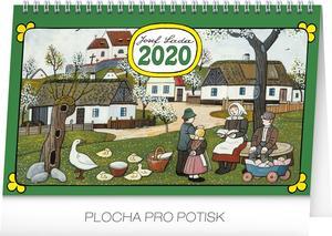 Obrázok Josef Lada Tradice - stolní kalendář 2020