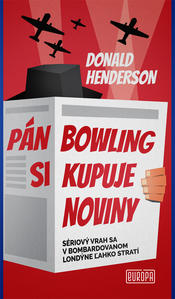 Obrázok Pán Bowling si kupuje noviny