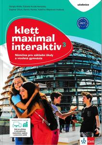Obrázok Klett Maximal Interaktiv 3 učebnice