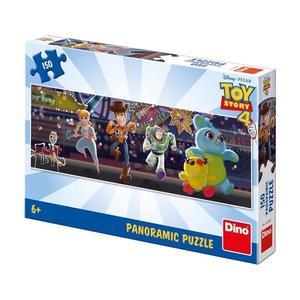 Obrázok Puzzle Toy Story 4 Útěk panoramic