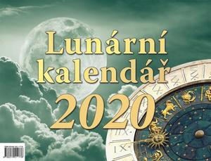Obrázok Lunární kalendář - stolní kalendář 2020