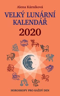 Obrázok Velký lunární kalendář 2020