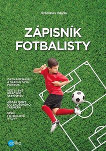 Obrázok Zápisník fotbalisty