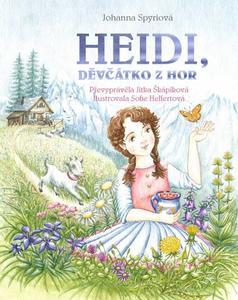 Obrázok Heidi, děvčátko z hor