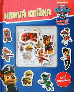 Obrázok Tlapková patrola Hravá knížka