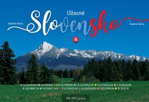 Obrázok Úžasné Slovensko