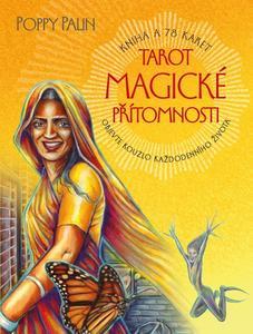 Obrázok Tarot magické přítomnosti
