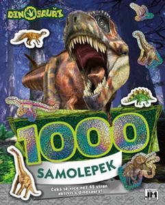 Obrázok Dino 1000 samolepek