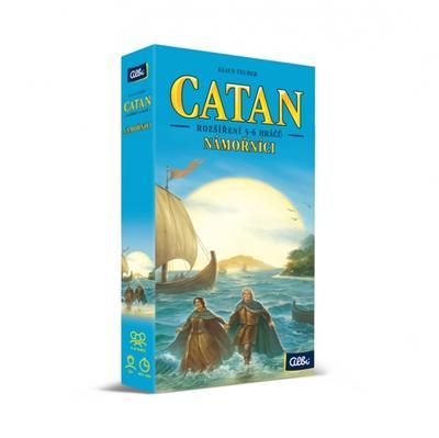 Obrázok Catan Námořníci 5-6 hráčů