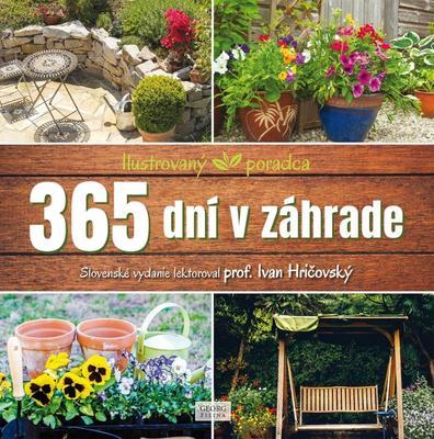 Obrázok 365 dní v záhrade