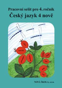 Obrázok Český jazyk 4 nově Pracovní sešit pro 4. ročník