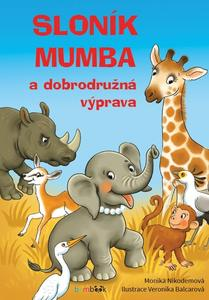 Obrázok Sloník Mumba a dobrodružná výprava