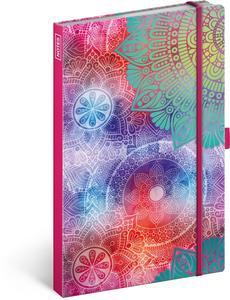 Obrázok Notes Mandala linkovaný
