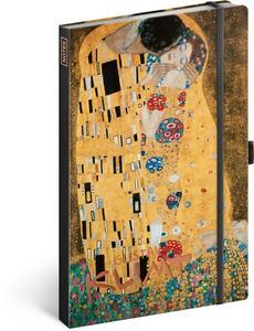 Obrázok Notes Gustav Klimt linkovaný