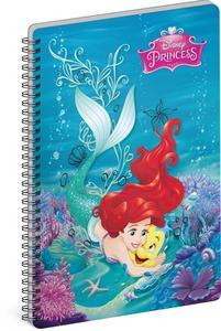 Obrázok Spirálový blok Princezny Flounder