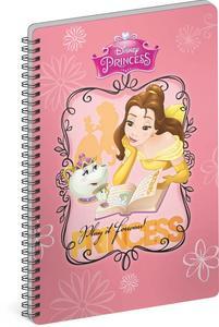 Obrázok Spirálový blok Princezny Book linkovaný