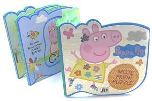 Obrázok Moje první puzzle Peppa Pig