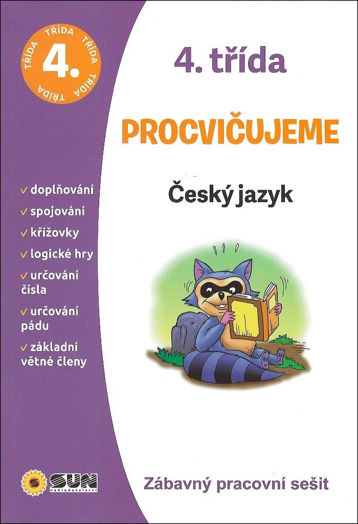 Procvičujeme 4. třída Český jazyk