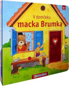 Obrázok V domčeku macka Brumka