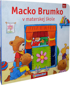 Obrázok Macko Brumko v materskej škole