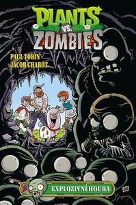 Plants vs. Zombies Explozivní houba