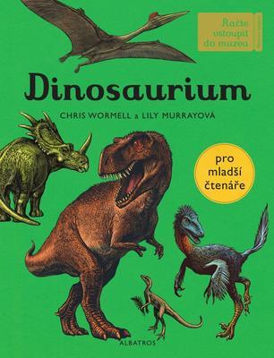 Obrázok Dinosaurium Pro mladší čtenáře