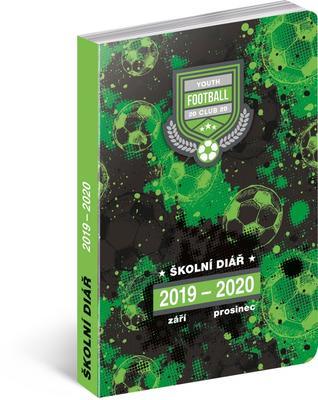 Obrázok Školní diář Fotbal (září 2019 – prosinec 2020)