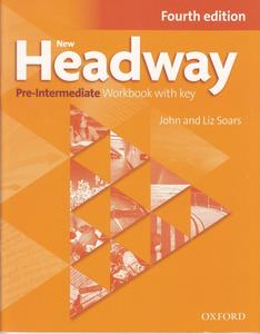 Obrázok New Headway Fourth Edition Pre-intermediate Workbook with Key