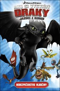 Obrázok Ako si vycvičiť draky Jazdci z Berku (2)