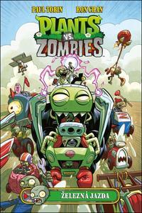 Obrázok Plants vs. Zombies Železná jazda