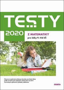 Obrázok Testy 2020 z matematiky pro žáky 9. tříd ZŠ