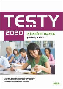 Obrázok Testy 2020 z českého jazyka pro žáky 9. tříd ZŠ