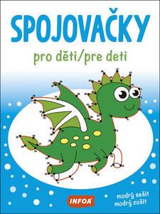 Obrázok Spojovačky pro děti/pre deti (zelený sešit)