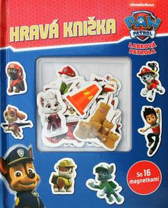 Obrázok Labková patrola Hravá knižka