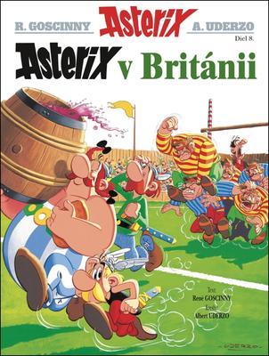 Obrázok Asterix Asterix v Británii